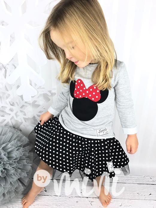 Minnie set - By Mini - moderní oblečení pro děti