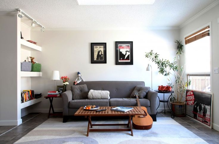 Interior : Interior Design Style With Design Room Furniture Sofa Also Guitar And Painting Besides Black Ceramics Flor White Table Lamp Picture Frame White Rug Library Interior Design Style: Knowing The Differences Residential Interior Design Jobs Chicago. Vintage Industrial Interior Design Blog. Best Interior Design Schools In Nc.