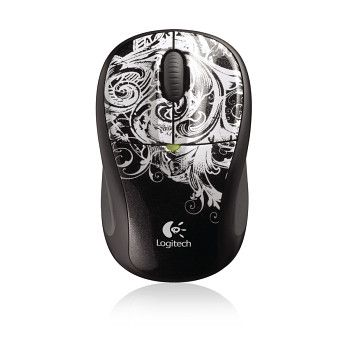 Souris sans fil Logitech M305 Wireless Mouse (dark fleur)