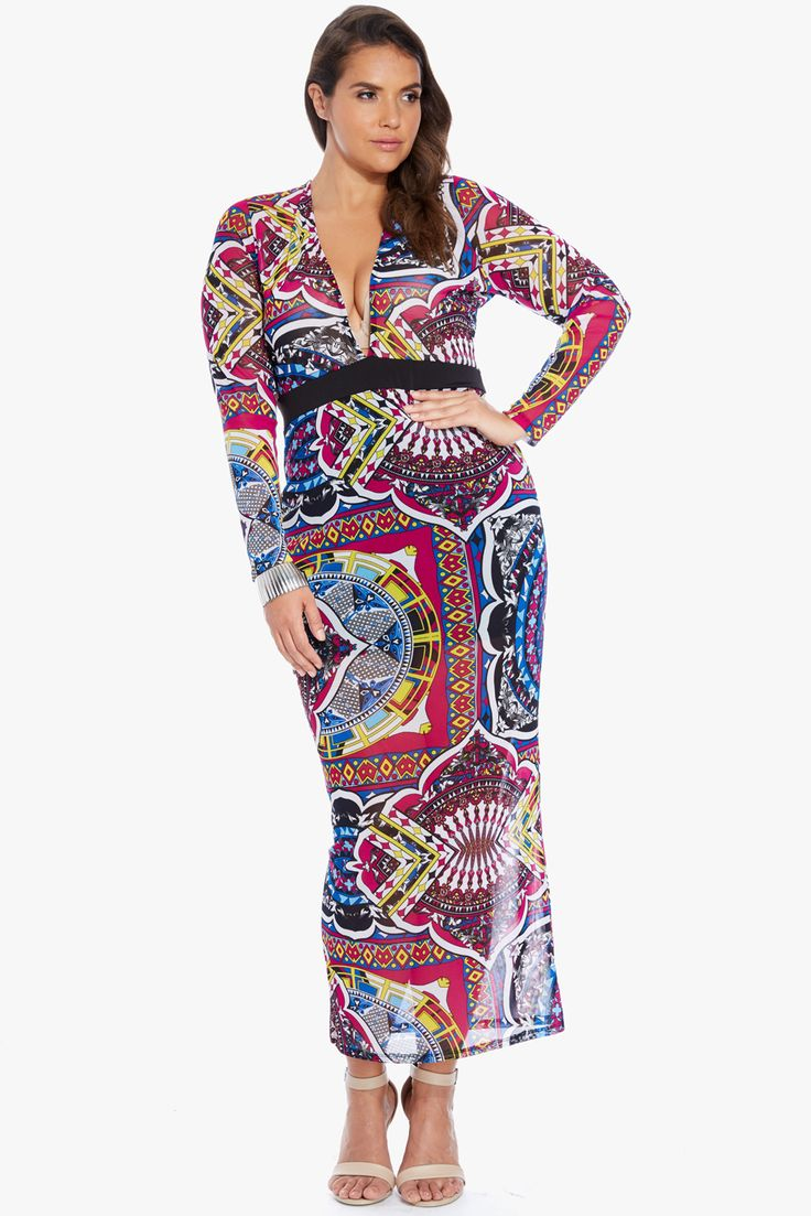 Jax Plus Size Dresses