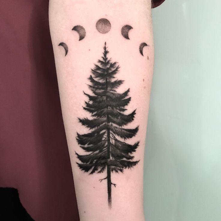 tree tattoo sleeves ideas