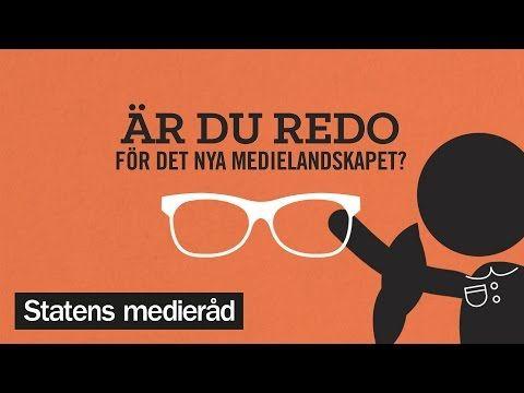 Är du redo för det nya #medielandskapet? MIK på 2 minuter. http://youtu.be/fYdl1zFfXcE
