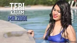 Have you heard this yet?  Check out this latest hindi rap song. 'Teri Kasam' by Mr. Ziddi is going viral!  #Rapsong #HipHOp #Music #composer #Youtube