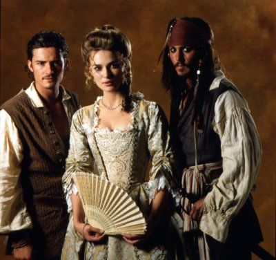 elizabeth swann and will turner - Google Search                                                                                                                                                      More