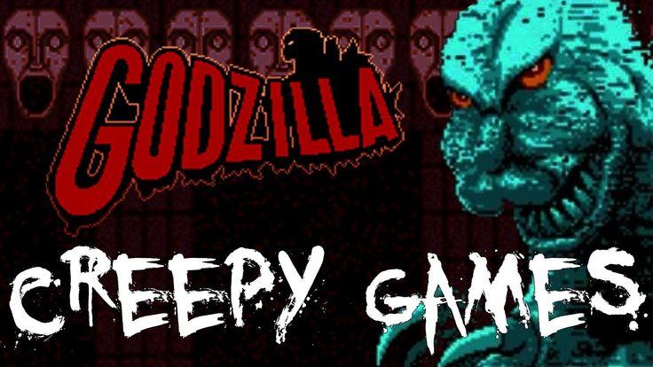 Creepy Games - EP15 GODZILLA NES