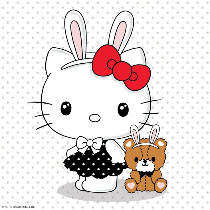 Hello Kitty et Tiny Chum