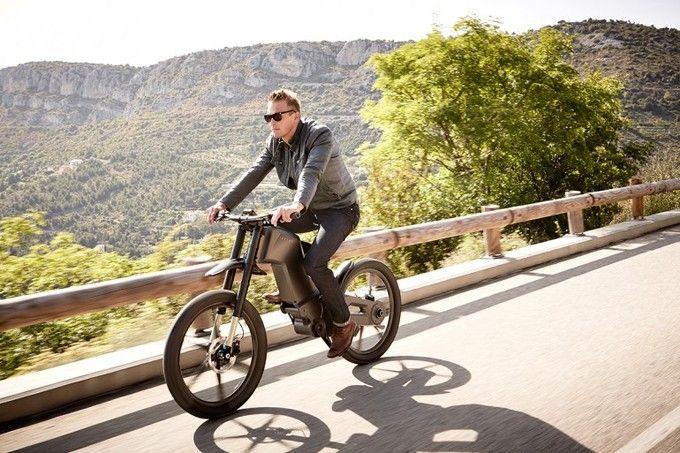 Электрический складной велосипед Trefecta DRT за 25 000 долларов, признанный в армии