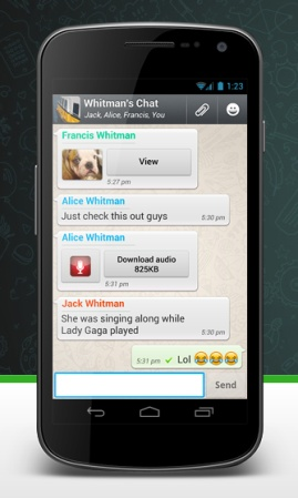 What's Up With Whatsapp? Facebook Might Want To Buy It, That's What