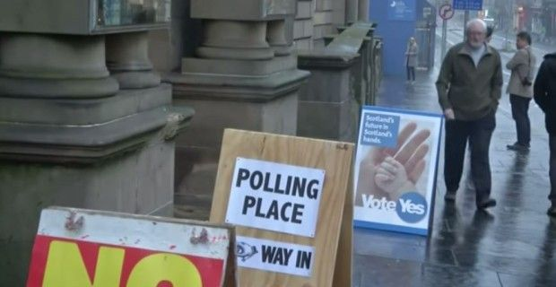 RUSSIAN ELECTION OBSERVERS: WESTMINSTER RIGGED SCOTTISH INDEPENDENCE VOTE Kremlin-aligned body sensationally claims vote count was fixed to secure 'no' victory