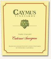 Caymus Vineyards - Cab - a fav
