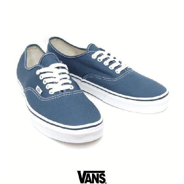 VANS AUTHENTIC NAVY [americanrushstore_0812510821] - $39.99 : Vans Shop, Vans Shop in California