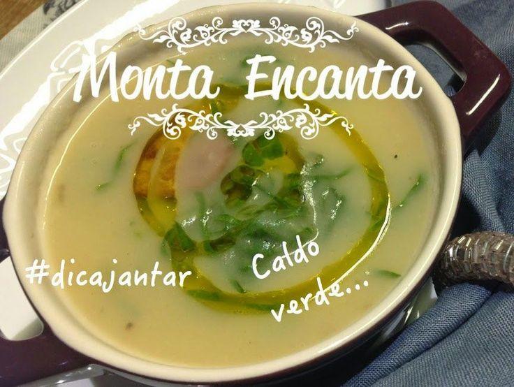 Olá, Hoje é dia de comida portuguesa de sopa pra esse Inverno gostoso. Caldo clássico da cozinha portuguesa, simplesmente delicioso e muito fácil de fazer. É provavelmente a sopa mais famosa de Por…