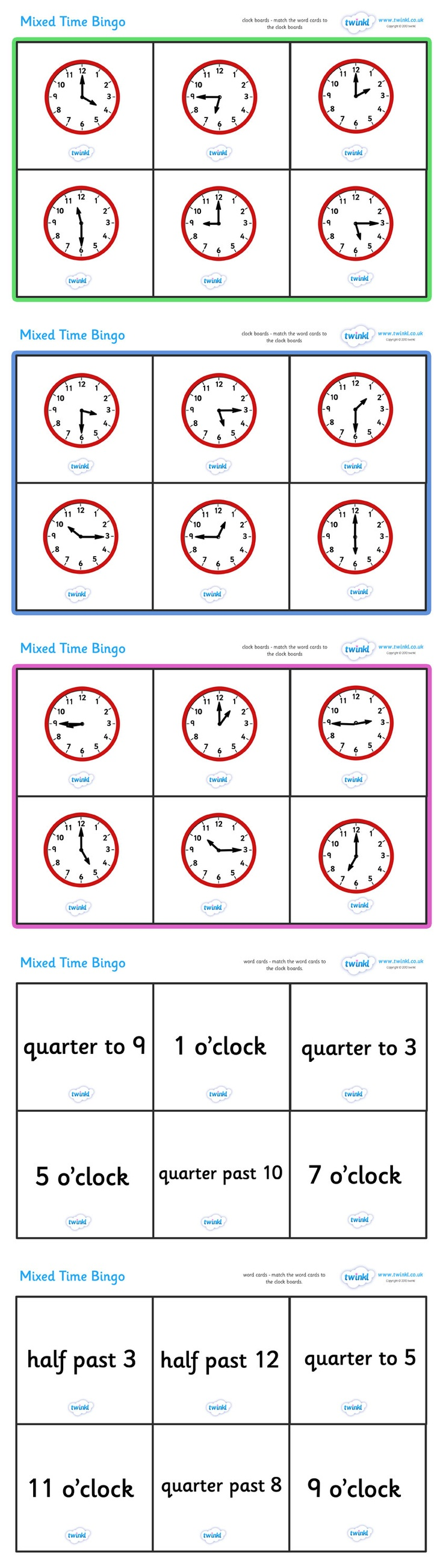 pop for sight words instructions