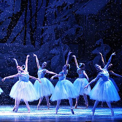 Pacific Northwest Ballet - We all love to watch the ballet and get group tickets from the girls' ballet school.
