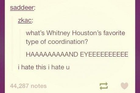 On Whitney Houston: | 22 Times People Got The Lyrics So Wrong, But So Right