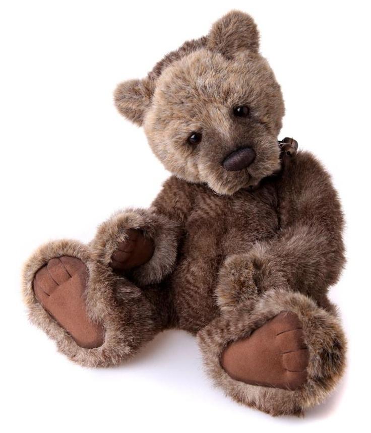 Charlie Bears Benson - My Birthday pressie surprise. Thanks Livvy !!! xxx