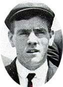 Twenty-Four year old Fredrick Fleet was the lookout who first sighted the iceberg that sank the Titanic. He left the sea in 1936. He worked for Harland and Wolff's Southampton shipyard during World War II, after which he became a night watchman for the Union Castle Line.