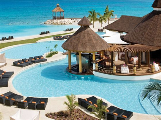 Secrets Wild Orchid - Montego Bay, Jamaica, the most fun honeymoon and vacation destination!  Life & Lattes | Travels | Newlyweds | Summer Weather