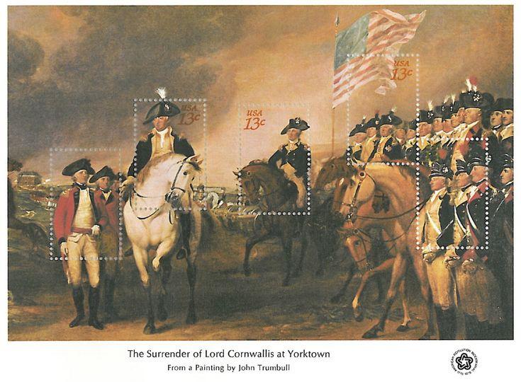 Washingtons Terms George
