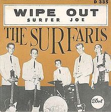 the+surfaris+wip+out+from+1963 | the surfaris from the album wipe out a side surfer joe released 1963 ...