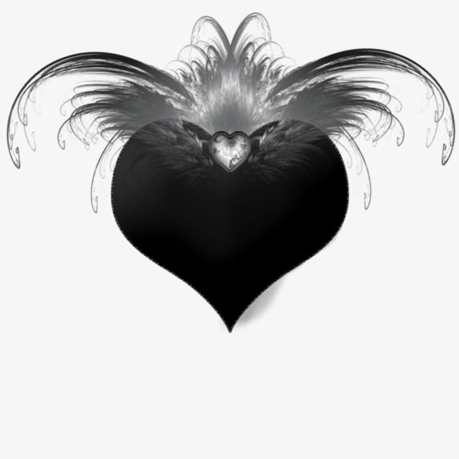 Black Heart Png And Clipart Black Heart Underground Art Heart Wallpaper