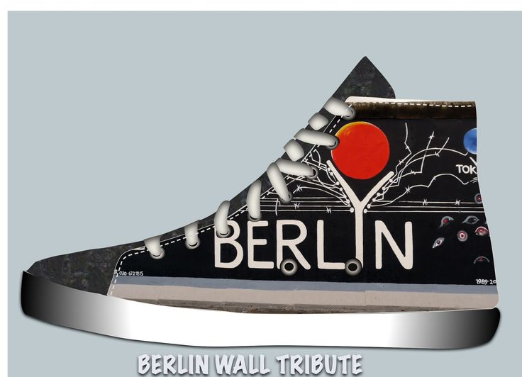 Berlin sneakers,  www.fashionwall.it