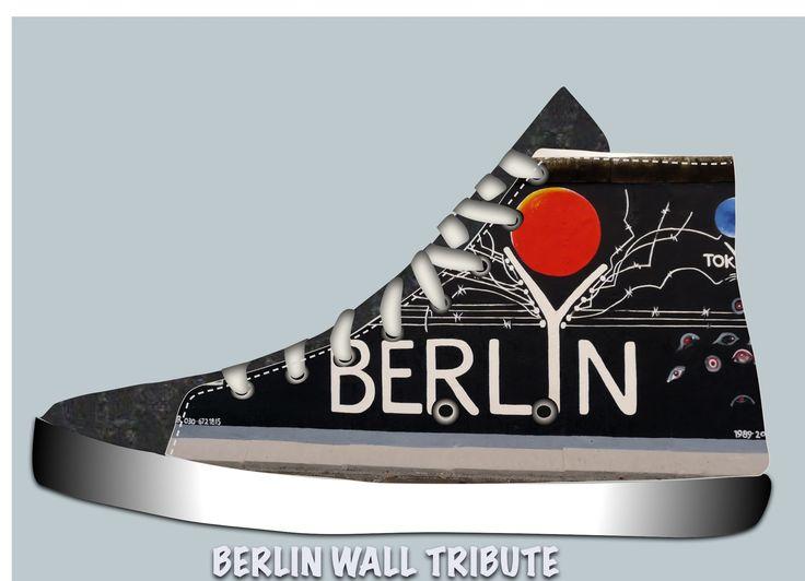 Berlin sneakers,  www.fashionwall.it