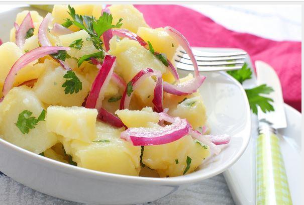 סלט תפוחי אדמה פריזאי