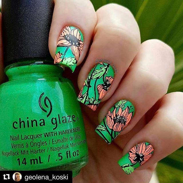 Mejores 482 imágenes de Nails Ideas en Pinterest | Ideas para uñas ...