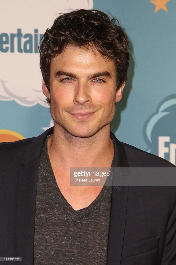 Actor Ian Somerhalder arrives at Entertainment Weekly's annual Comic-Con celebration at Float at Hard Rock Hotel San Diego on July 20, 2013 in San Diego, California.