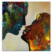 Atelier Burgstallers-Art - Online Kunst-Shop für Original Gemälde, Künstler Bilder, Moderne Malerei und abstrakte Kunst - Acrylbilder kaufen zum fairen Preis