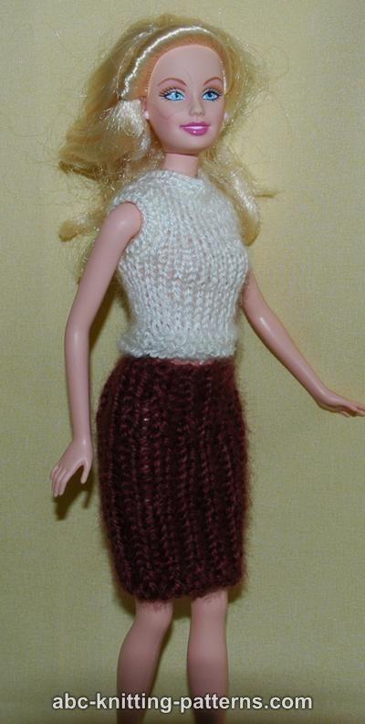 341 best images about Knit-Barbie Clothes on Pinterest ...