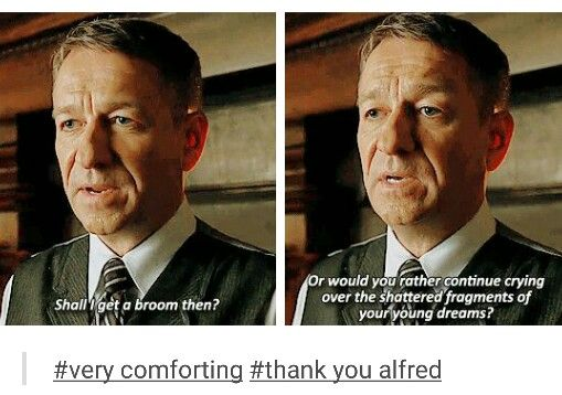Thank you alfred