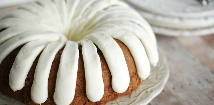 Copy Cat Vanilla Nothing Bundt Cake