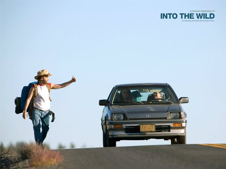 Image result for Into the wild scene