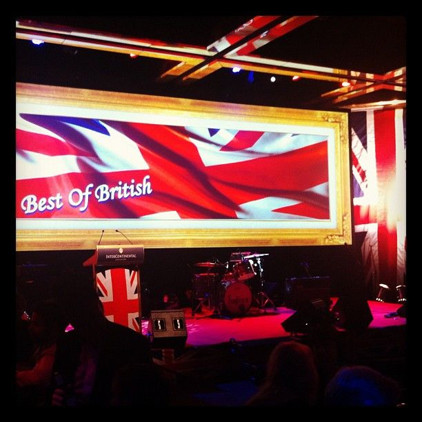 More from the Best Of British dinner at InterContinental Adelaide. icadelaide.com.au