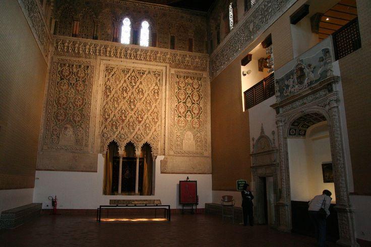 Synagogue of El Transito, Toledo, Spain