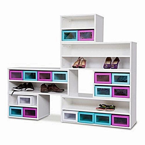 Best 25+ Modern shoe rack ideas on Pinterest | Hanging shoe rack ...