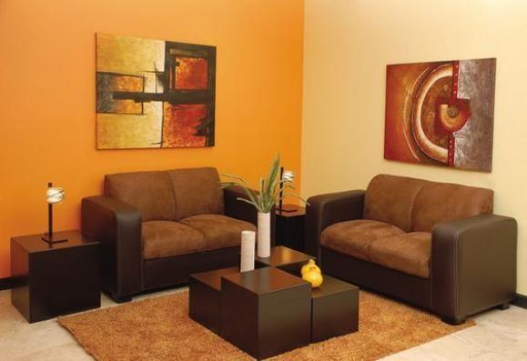 45 Perpaduan Warna Cat Ruang Tamu Keren Dan Elegan Livingroom Living Room Wallpa En 2020 Interiores De Casa Colores De Casas Interiores Colores Para Sala Comedor