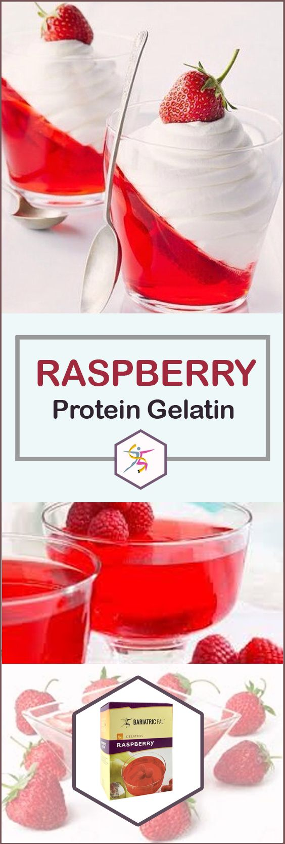 Extra protein can reduce hunger, and here's how you can get it on your bariatric surgery diet. BariatricPal Protein Gelatin Raspberry has a sweet-tart taste that can be satisfying and refreshing. You may want to stock up for your pre-op or post-op liquid diet, or for those days when you need an easy, guilt-free treat.