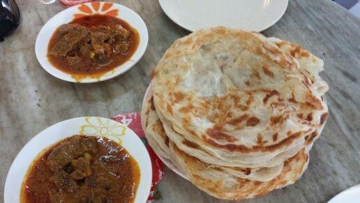 Roti Canai #Taiping