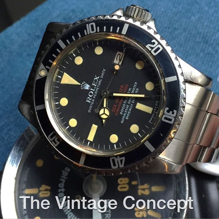 The Vintage Concept On Instagram New Arrival Rolex Drsd Mk Iii 1665 Whatsapp 852 96991000 Email Info Thevintageconcept Vintage Concepts Rolex Vintage