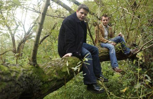 Elijah and Sean Austin. LOVEHobbit Lotr Boards, Elijahwood, Hobbitlotr Boards, Hobbit Life