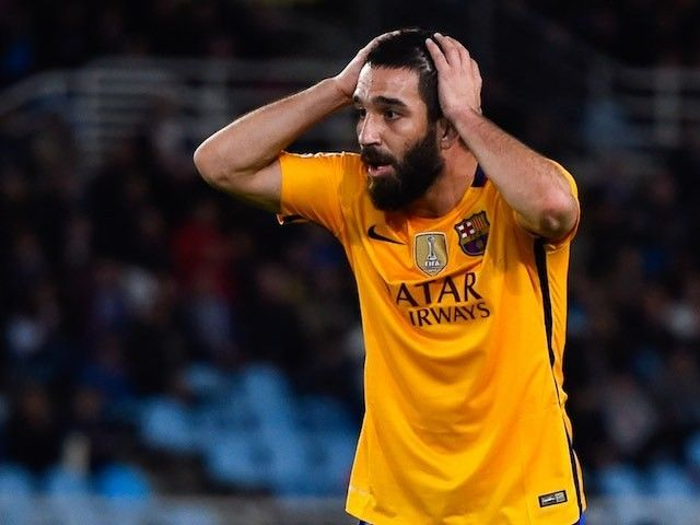 Report: Arda Turan regrets summer Barcelona move #Barcelona #Football