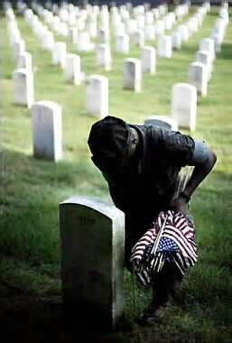 Freedom isn't free....remember the sacrifice of our troops this Memorial Day