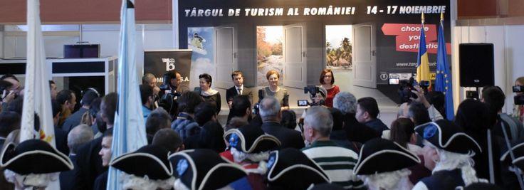 Astazi, la Romexpo, si-a deschis portile Targul de Turism al Romaniei.  In perioada 14 – 17 noiembrie 2013, ROMEXPO organizeaza cea de a 30-a editie a Targului de Turism al Romaniei, manifestare expozitionala de referinta pentru turismul din tara si de peste hotare.