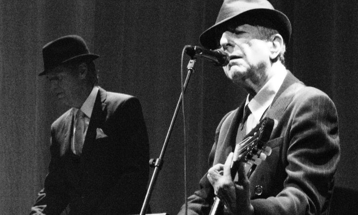 Leonard Cohen is a Canadian poet, novelist, and singer-songwriter known for his dark, prophetic lyrics, husky voice and dead pan delivery. His early writings were not well received, which led him to move to New York City's Greenwich Village and begin his career in music – although he continues to...