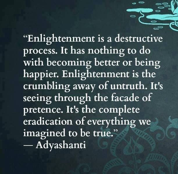 Quotes About Awakening Enlightenment Quotesgram