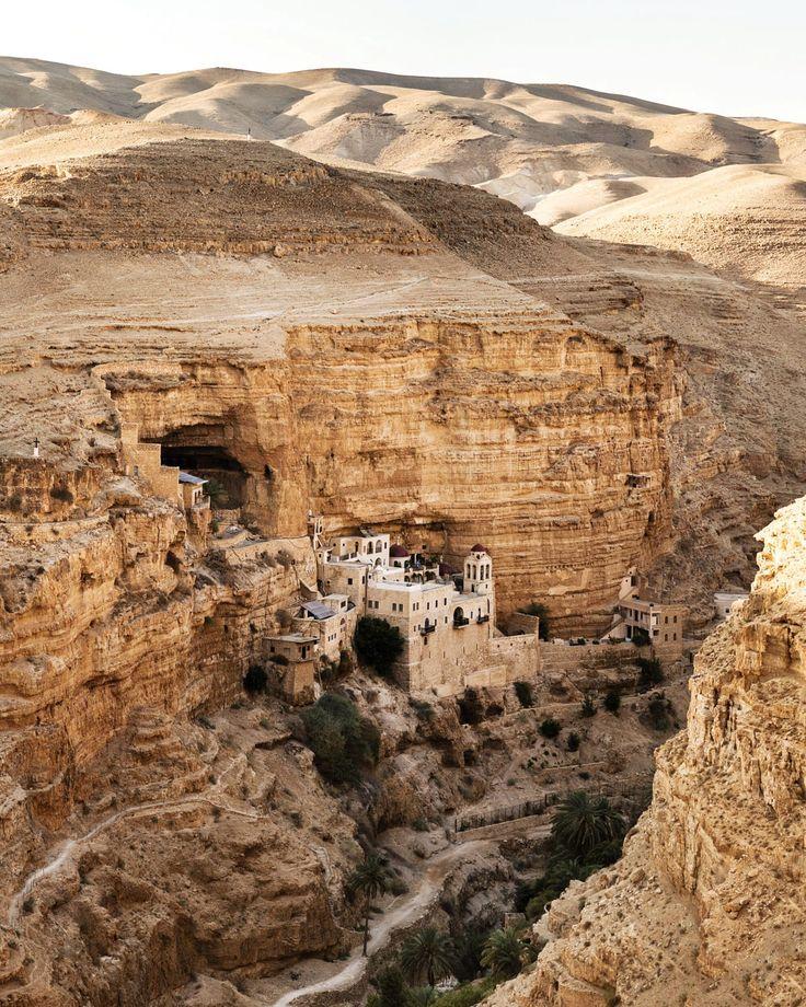 Saint George Monastery . Israel