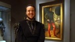 Man Discusses Finding Doppelganger in 16th Century Painting  Max Galuppo chats about seeing himself in a painting at the Philadelphia Museum of Art.  11/15/2012